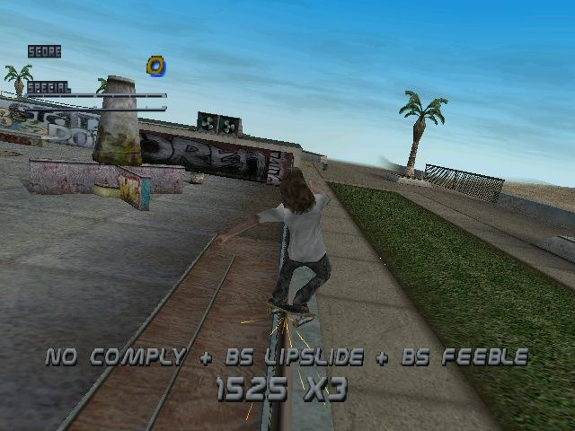 Tony Hawk's Pro Skater 2 Windows Venice Beach
