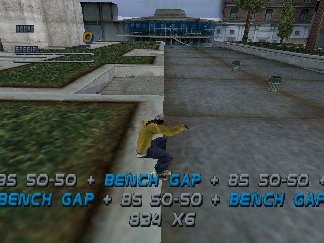 Tony Hawk's Pro Skater 2 Windows Philadelphia has one of the best grinding sections in the whole game