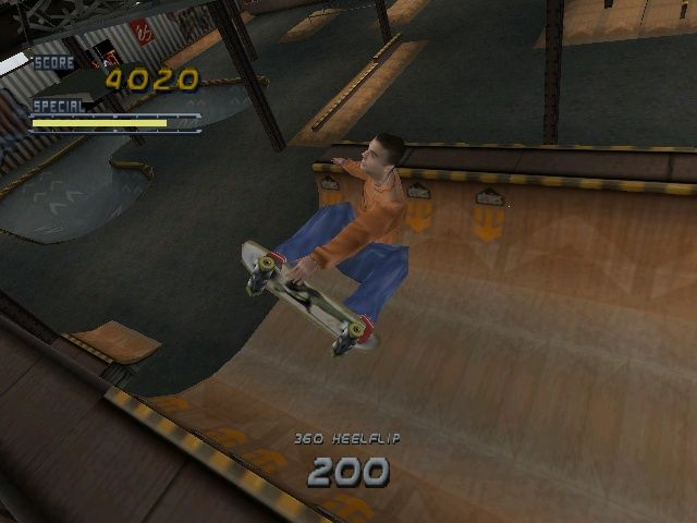 Tony Hawk's Pro Skater 2 Windows Skate Park Chicago, also directly from THPS