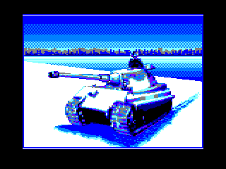P47 Thunderbolt Amstrad CPC Your third target