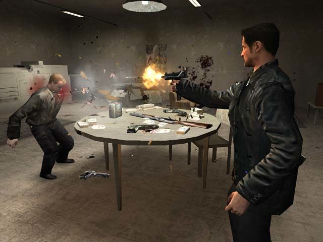 Max Payne Windows Most of the time your gun will do the talking
