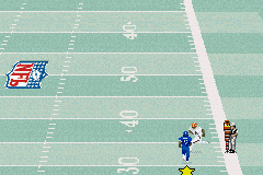 Madden NFL 2003 Game Boy Advance Only one man stands in his way