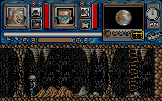 Thunderbirds Atari ST Brains' starting point