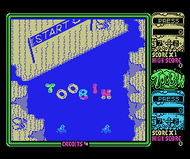 Toobin' MSX Waiting for players to join