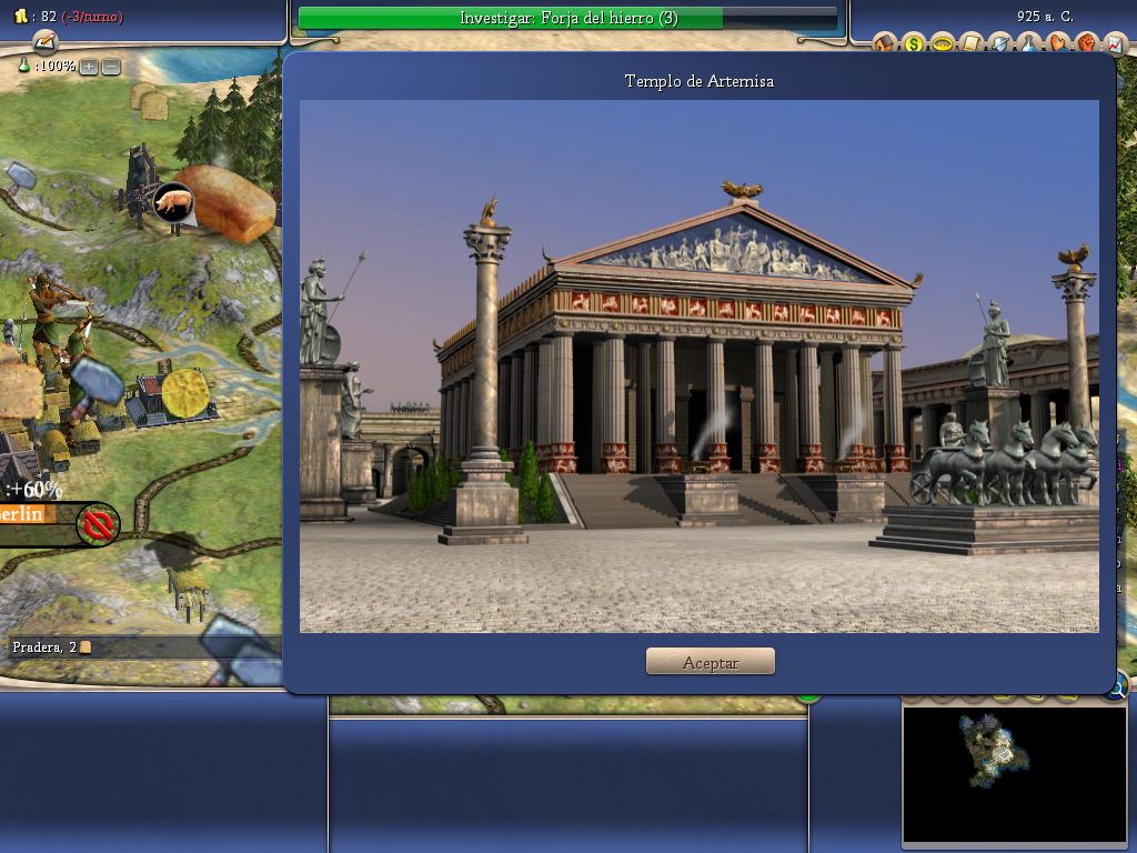 Sid Meier's Civilization IV: Warlords Windows New wonder (Spanish edition)