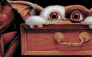 Gremlins 2: The New Batch Atari ST Out of the box