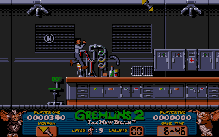 Gremlins 2: The New Batch Atari ST First aid could be useful