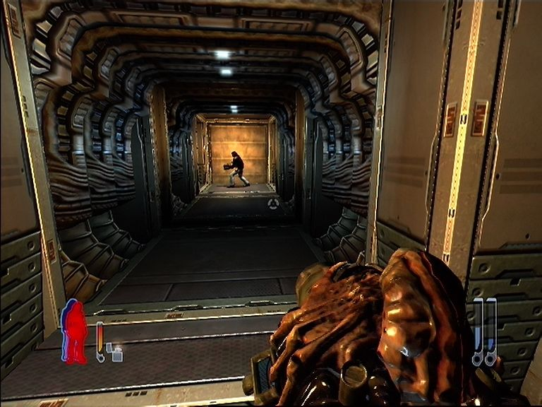 Prey Xbox 360 Prey is full of strange happenings.