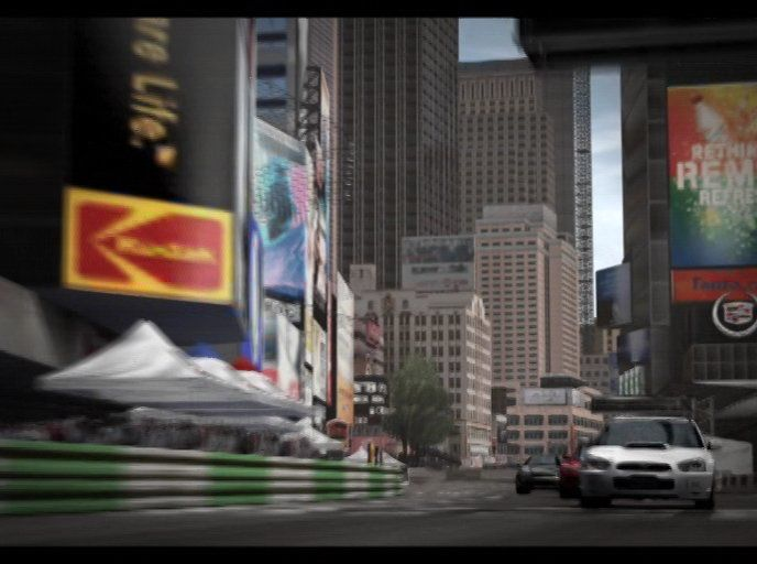 Gran Turismo 4 PlayStation 2 Introduction movie