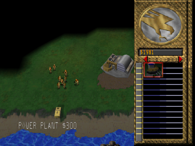 n64 command conquer cool rom