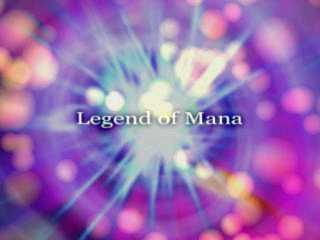 Legend of Mana PlayStation Intro movie starts