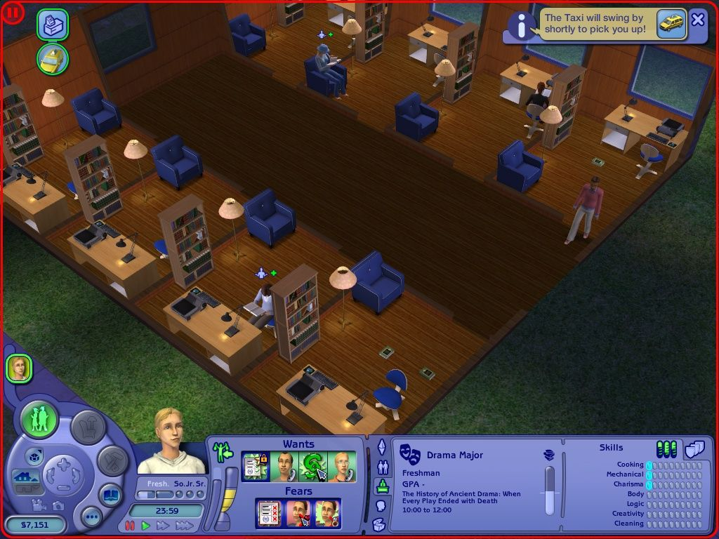 sims 2 university how to make a secret society