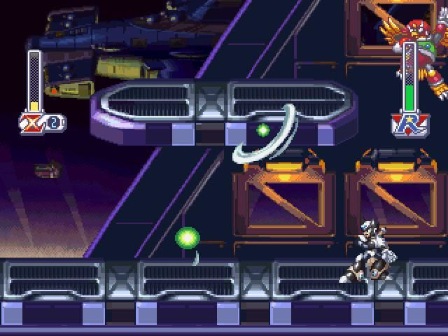[Análise Retro Game] - Mega Man X4 - Saturn/Playstation 18887-mega-man-x4-windows-screenshot-zero-battles-a-boss-storm-owl
