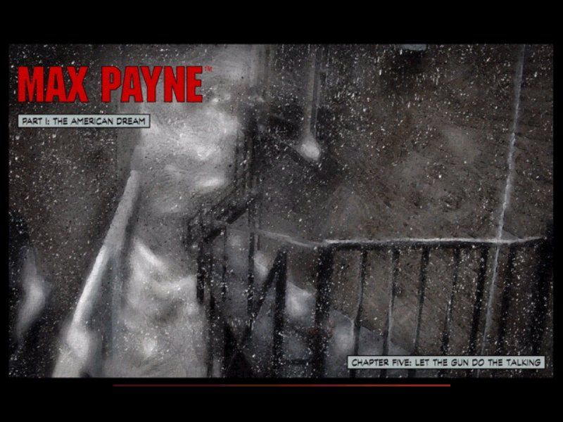 Max Payne Windows Game is divided into many chapters and sub-stories.