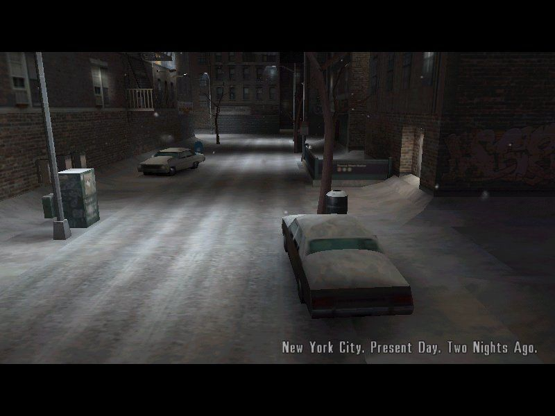 Max Payne Windows The real action starts two nights ago then the intro happens.