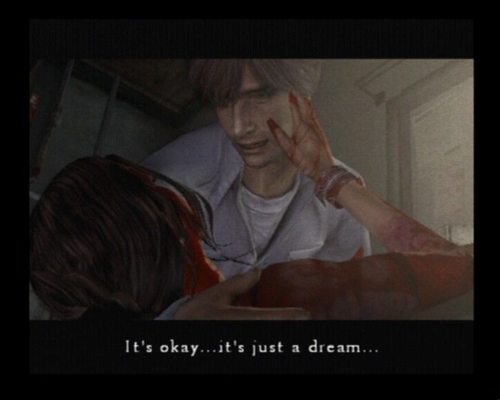 Silent Hill 4 The Room Screenshots For Playstation 2