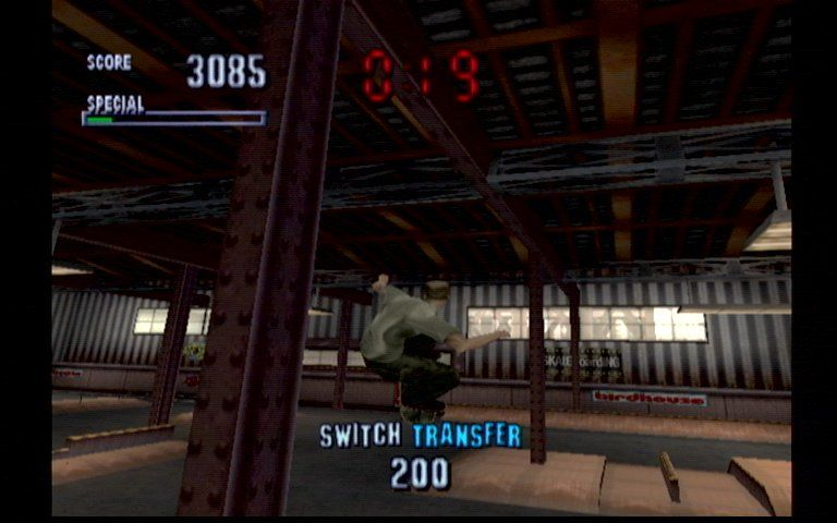362ffc1eb89 Tony Hawk s Pro Skater Screenshots for Dreamcast - MobyGames