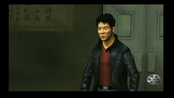 Rise to Honor PlayStation 2 Kit Yun, an undercover cop with a mission
