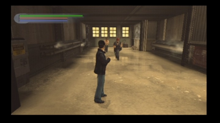 Rise to Honor PlayStation 2 Bigger enemies are usually much tougher, but you can perform more deadlier moves on them.