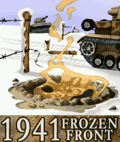1941: Frozen Front J2ME Title Screen