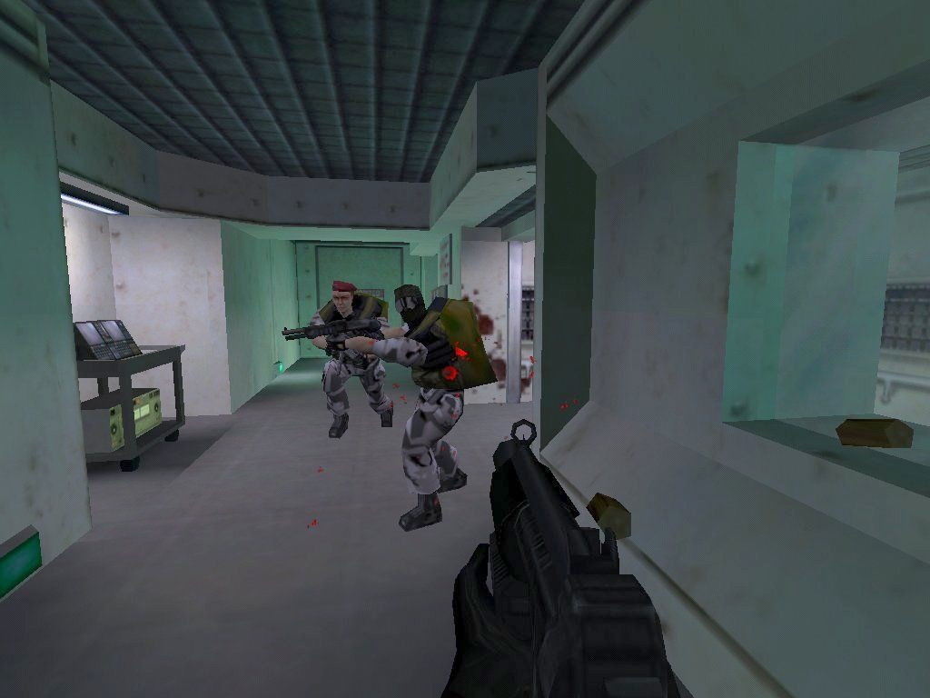 Half-Life Windows More soldiers are coming...