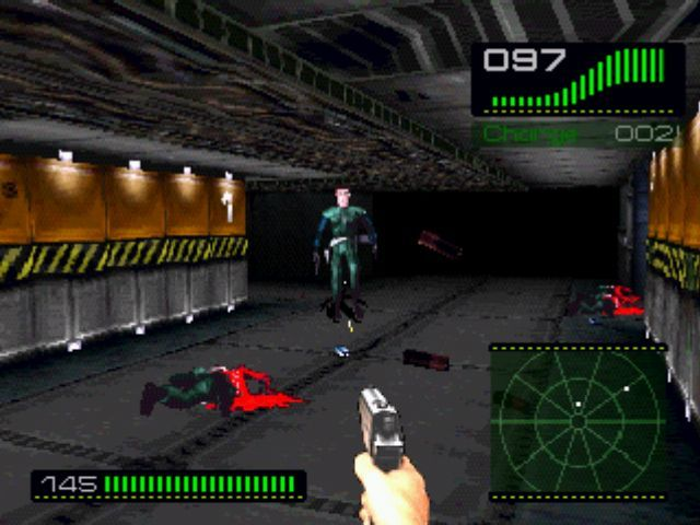 Alien Trilogy PlayStation In some missions you also have to kill