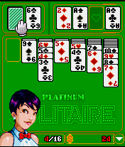 Platinum Solitaire Screenshots for J2ME - MobyGames