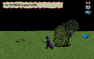 J.R.R. Tolkien's War in Middle Earth Atari ST Nazgul
