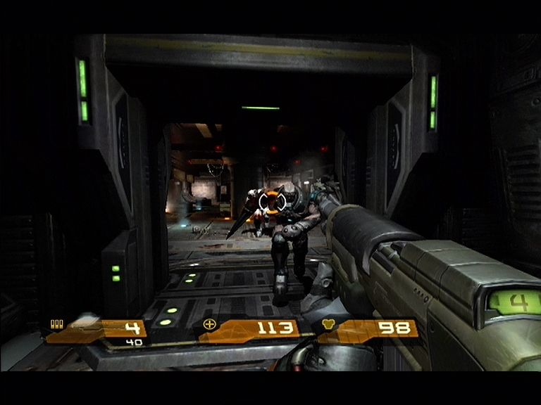 Quake 4 Xbox 360 This shotgun works great at close range