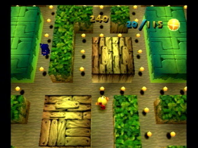 Image result for pac-man world ps1 mazes