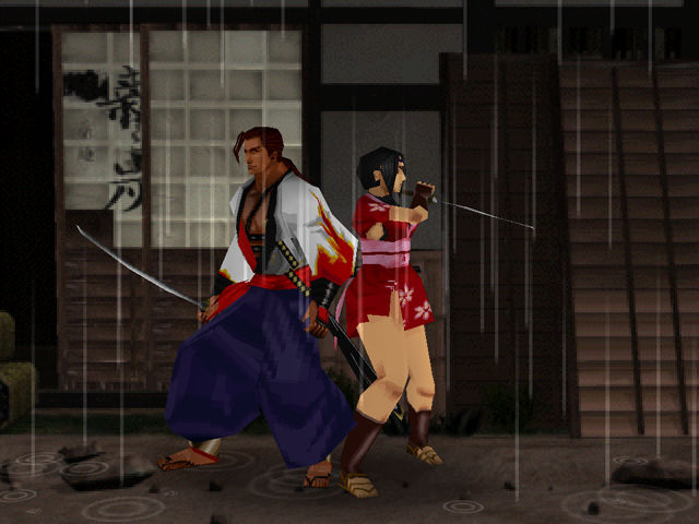 Soul of the Samurai PlayStation We can't win this fight.
