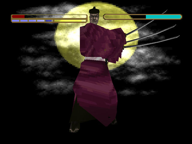 Soul of the Samurai PlayStation The real baddies, like the ronin, sport their own special attacks.