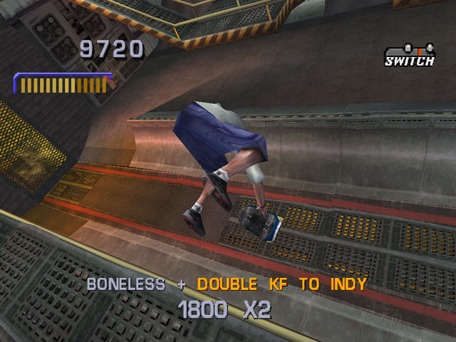 Tony Hawk's Pro Skater 3 PlayStation Bustin' a special!