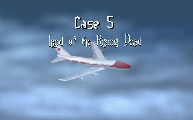 Ben Jordan: Paranormal Investigator Case 5 - Land of the Rising Dead