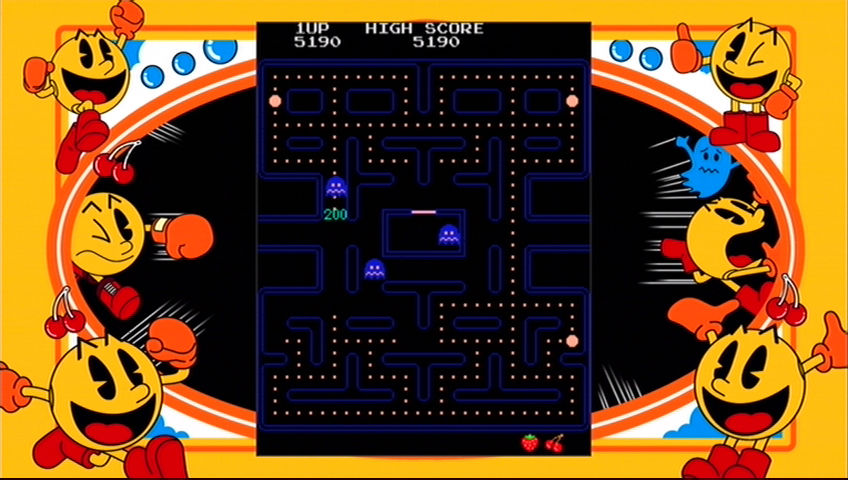 Pac Man Screenshots For Xbox 360 Mobygames