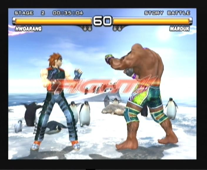 tekken playstation 2
