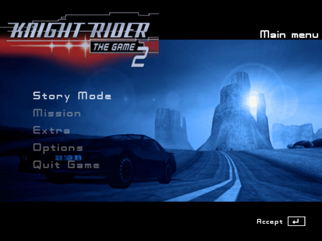 knight rider game