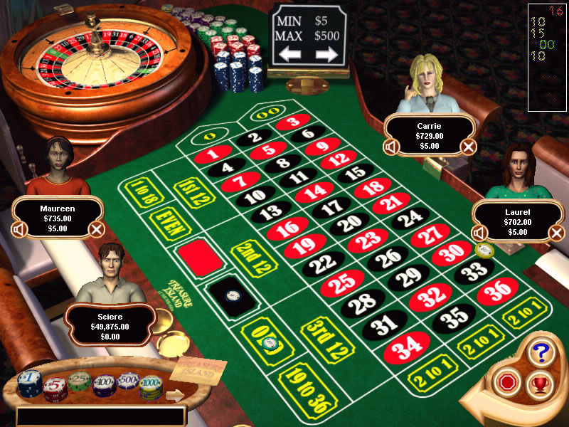 Bicycle Casino Games Windows Roulette