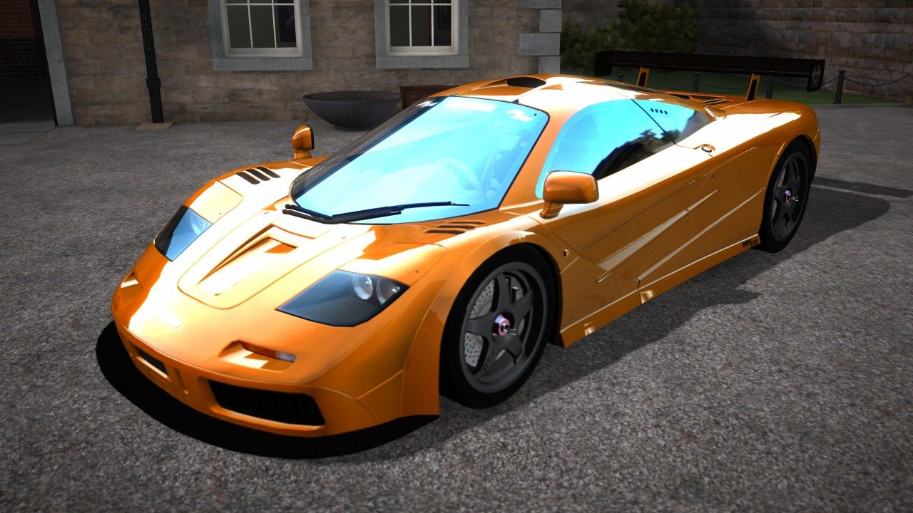 how to buy a mclaren f1