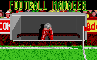 Football Manager Atari ST I hope this is the last guy in the job