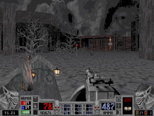 Cryptic Passage for Blood DOS The dark Carpathian swamps...