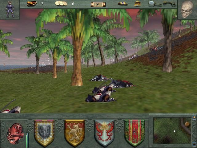 Might and Magic VIII: Day of the Destroyer Windows Uff, that was a tough battle.