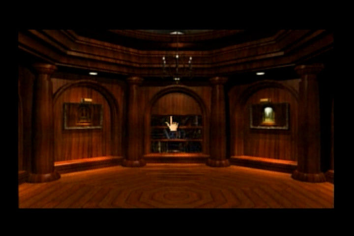 Myst Screenshots For Sega Saturn Mobygames