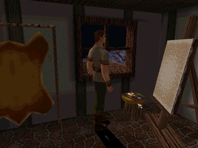 King's Quest: Mask of Eternity Windows Connor, the new Picasso