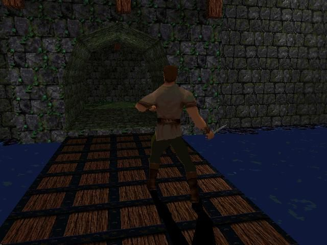 King's Quest: Mask of Eternity Windows Hmm, where does this path lead us?..