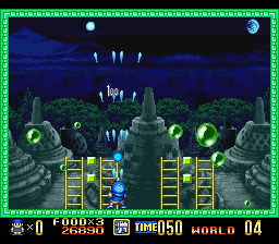 [Análise/SNES] Super Buster Bros 204140-super-buster-bros-snes-screenshot-the-gun-weapon-upgrade-has