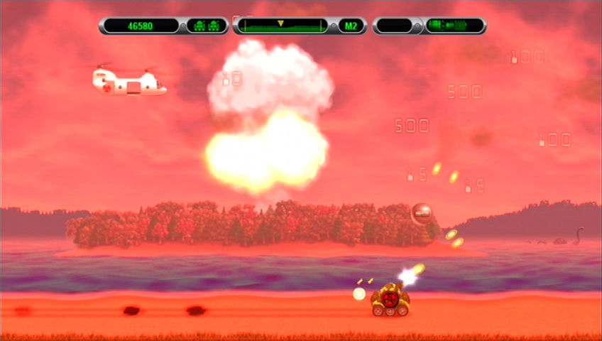 Heavy Weapon Deluxe Xbox 360 Take that!