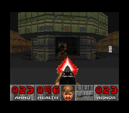 DOOM SNES Some more cool architecture