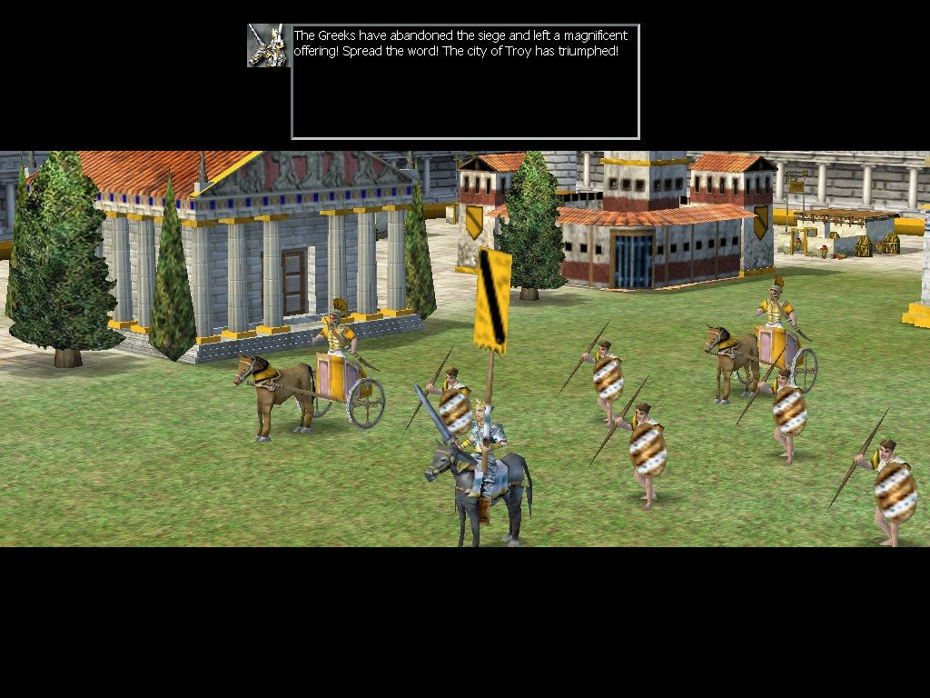 Empire Earth Windows Snapshots from world history: the Antique...
