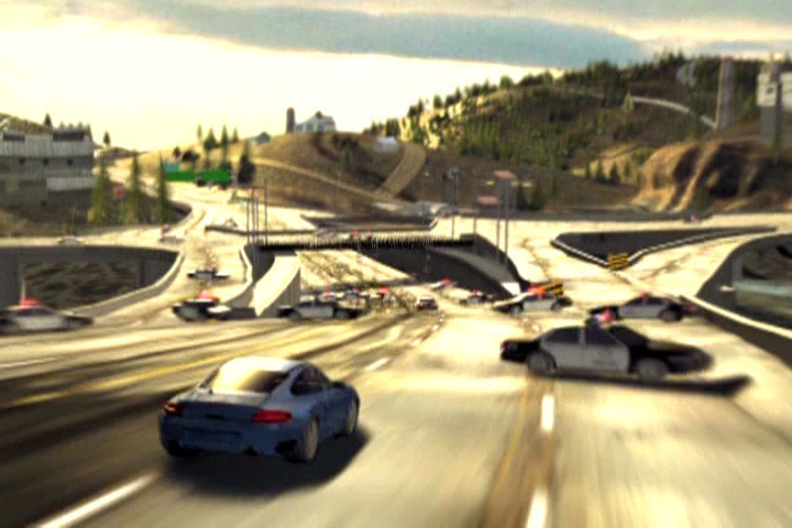 Need for Speed: Most Wanted (Black Edition) Windows Early concept video